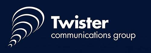Logo - Twister communications group