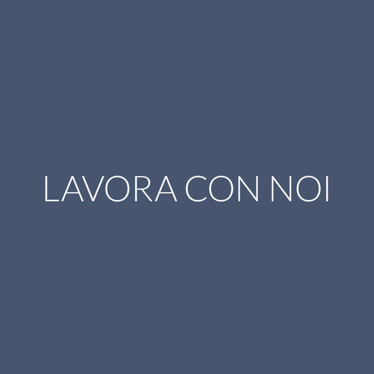 Lavora con noi - Twister communications group